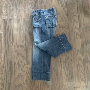 Mossimo Supply Co Women's Cropped Jeans